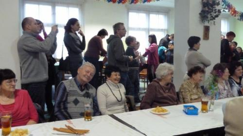 Setkání lišanských seniorů 2014